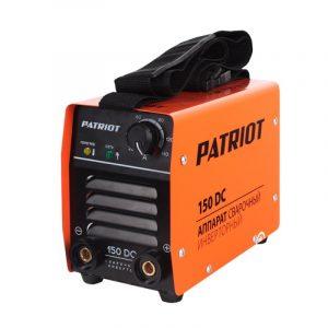 Инвертор сварочный Patriot 150 DC MMA