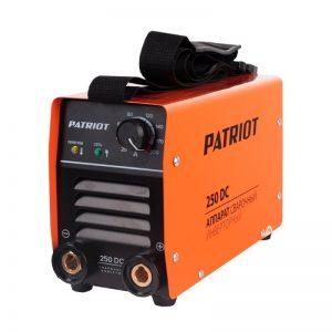 Инвертор сварочный Patriot 250 DC MMA