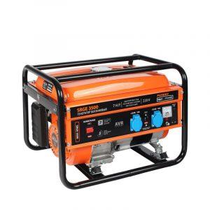 Генератор бензиновый Max Power SRGE 3500 PATRIOT