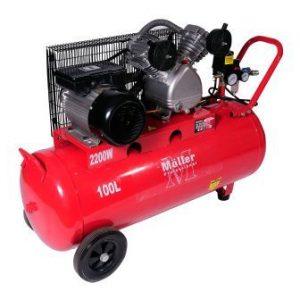 Компрессор воздушный AC410/100 Moller