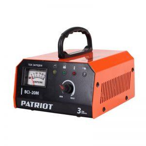 Импульсное зарядное устройство PATRIOT BCI-20М