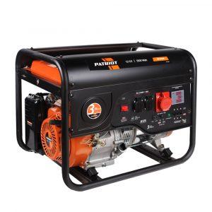 Генератор бензиновый GP 6530 220/380 PATRIOT