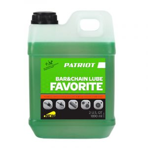 Масло цепное PATRIOT FAVORITE BAR&CHAIN LUBE 1