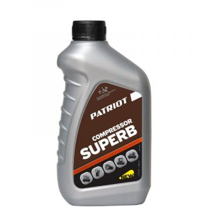Масло PATRIOT COMPRESSOR OIL GTD 250/VG 100 1л