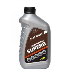 Масло PATRIOT COMPRESSOR OIL GTD 250/VG 100 1л