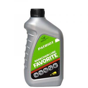 Масло цепное PATRIOT FAVORITE BAR&CHAIN LUBE 0