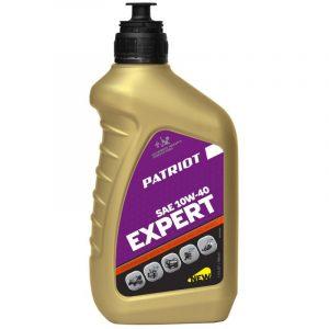 Масло PATRIOT EXPERT HIGH-TECH SAE 10W40 0