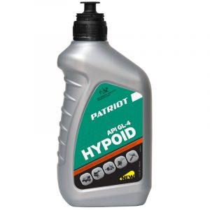 Масло трансмиссионное PATRIOT HYPOID API GL-4 80W85 0