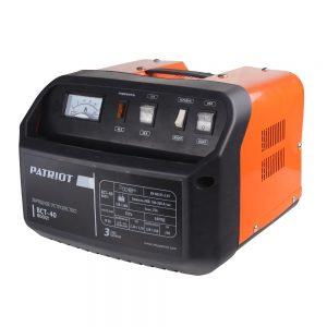 Зарядное устройство BCT-40 Boost PATRIOT