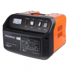 Зарядное устройство BCT-50 Boost PATRIOT