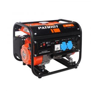 Генератор бензиновый GP 1510 PATRIOT