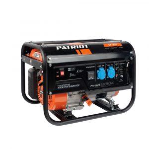 Генератор бензиновый GP 2510 PATRIOT