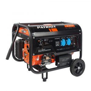 Генератор бензиновый GP 3810LE PATRIOT