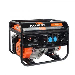 Генератор бензиновый GP 5510 PATRIOT