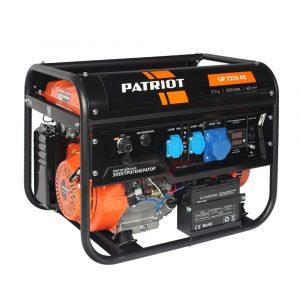 Генератор бензиновый GP 7210AE PATRIOT