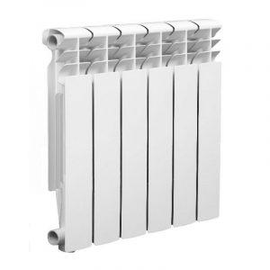 Радиатор биметалл RВ01-500/80 SAMRISE