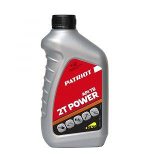 Масло для 2-тактных двигателей POWER ACTIVE 2T 0,946