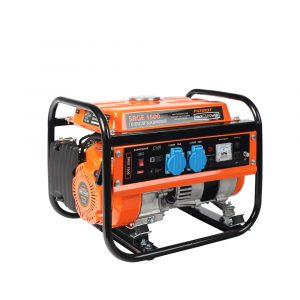 Генератор бензиновый Max Power SRGE 1500 PATRIOT