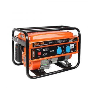 Генератор бензиновый Max Power SRGE 2500 PATRIOT