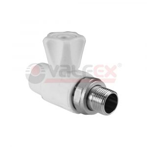 Кран для радиатора прямой ПП VALFEX